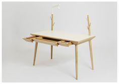 Desk by Brigitta Nemeth