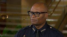 Dallas Police Chief David Brown:  Sniper Shoots Suspect in Attack on Dallas Police: