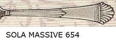 SOLA MASSIVE 654