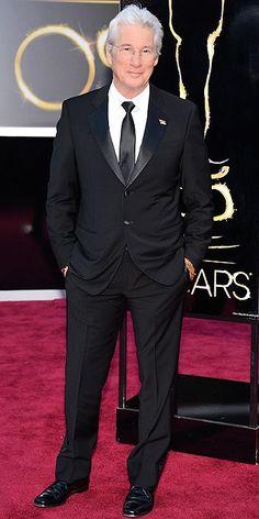 Richard Gere. 2013 Oscars