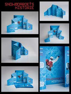55 Inspiring Brochure Layout Design Examples