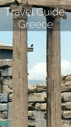 Travel Guide: Greece   #greece #travel