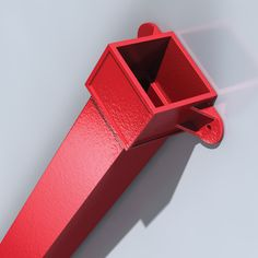 Alumasc Cast Heritage Aluminium Square Downpipe - order online at www.guttercentre.co.uk or give us a call 0330 2231731