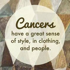 Proud to be a cancerian  #cancerian #junebaby #stylish #people #love #sensitive