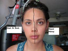 Kawaii Crush: Dinair Airbrush Makeup!