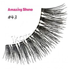 Amazing Shine False Eyelashes #43
