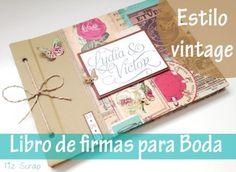 Tiz scrap - Estilo Vintage Paper Crafts, Notes, Deco, Albums, Journals, Scrapbooking, Art, Accessories, Signature Book
