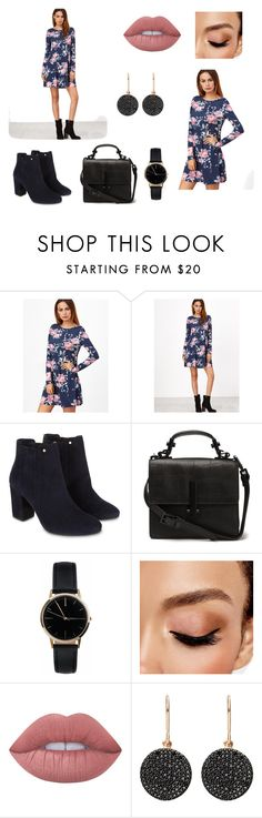 """#Casual"" by eliza147 ❤ liked on Polyvore featuring Monsoon, Freedom To Exist, Avon, Lime Crime and Astley Clarke"