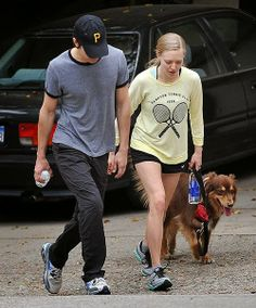 Stuning Celebrities: Amanda Seyfried And Justin Long Took Seyfried Gog ...