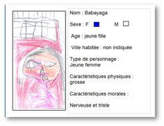 Babayaga Gautier-Languereau  par : Madigann