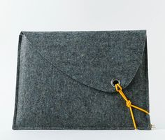 sCosy iPad bag - an elegant and functional bag, as nice to touch as it is…
