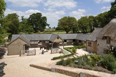 https://flic.kr/p/8gAXiG | Wooden Stables | Bespoke wooden stables from Scotts, supplied for a private yard in Devon.
