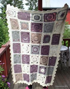 Filharmonicas kreative verden Knit Crochet, Quilts, Blanket, Knitting, Comforters, Blankets, Tricot, Quilt Sets, Crochet