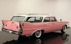 1960 Plymouth Fury Sport Suburban wagon