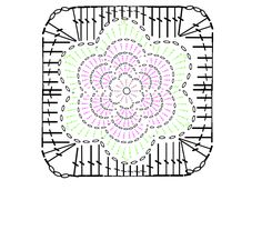 crochet tissue box free pattern ~ house of misyel shin