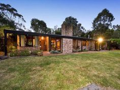 Modern Rustic, Mid-century Modern, Wombat, Building Design, My Dream Home, Home Renovation, Bungalow, Home And Family, Mid Century