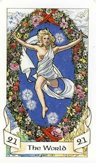 The World Tarot Card and Its Meaning in Every Day Life