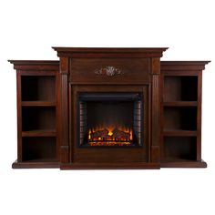 Shop Wayfair for All Indoor Fireplaces to match every style and budget. Enjoy Free Shipping on most stuff, even big stuff.