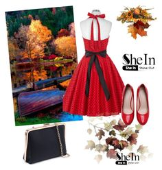 """""""SheIn XI/8"""" by m-sisic ❤ liked on Polyvore featuring Nina B"""