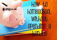Homeschooling on a Budget By:  Betty Daley--I don't know about you, but these days money can get tight. With gas prices soaring and grocery bills going up weekly, I have to find ways to cut our budget. In years past, we would spend a bundle of money on books to homeschool our children, but sadly most of those books would just sit on the shelves. We would find a few that worked for our kids, but the rest would sit collecting dust.