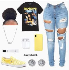 Pin by abi cordova on outfits in 2019 outfits, boujee outfits, cute outfits Polyvore Outfits, Boujee Outfits, Baddie Outfits Casual, Swag Outfits For Girls, Cute Outfits For School, Teenage Girl Outfits, Cute Swag Outfits, Teen Fashion Outfits, Trendy Outfits
