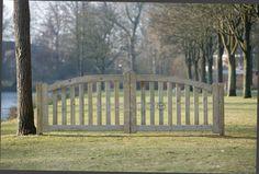 houten toegangspoort - Google zoeken