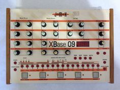MATRIXSYNTH: JOMOX XBase 09 Midi Controlled Analogue Drum Modul...