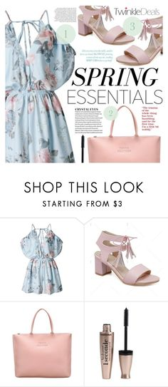 """Spring Essentials"" by tasnime-ben ❤ liked on Polyvore"