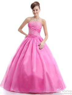 Faironly Beads Sequins Embroidery Organza Prom Bridesmaid Gown Evening Dress