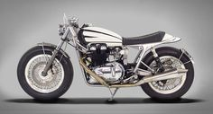 Ton Up Garage – Triumph Hot Rod