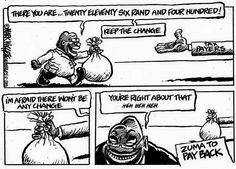 Zuma #PaysBackTheMoney in this Wiggett take for Herald Port Elizabeth.