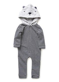 Baby Clothes Jumpsuits Newborn Clothes Jumpsuits | Nb Bear Jumpsuit | Seed Heritage