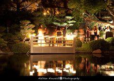 Earl Burns Miller Japanese Garden Wedding Venue