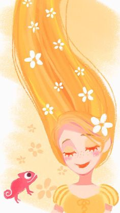 Mural Rapunzel by Unknown Estilo Disney, Arte Disney, Disney Fan Art, Disney Magic, Disney Rapunzel, Tangled Rapunzel, Princess Rapunzel, Disney Princess, Roll Ups