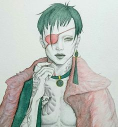 Kyo, Dir en grey, fan art