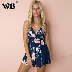 f2f97d3946 Rompers. Leggings SaleStrapless RomperShort JumpsuitBacklessHotRompers SexyChiffonJumpsuits. Sexy Women 2018 Summer Sexy Strapless Casual Romper  Female ...