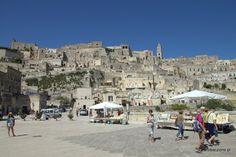 Matera - Italy Bari, Street View, Italia