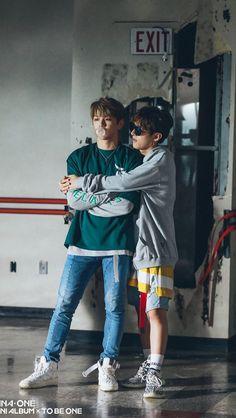 Daniel & Jisung