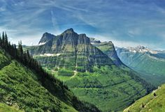 Unyielding Beauty - Glacier National Park [4096x2810] [OC] -Please check the website for more pics