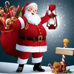 #Father #Christmas #Santa #Claus #Wallpapers