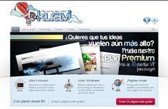 Páginas web - Proyecto Kuavi