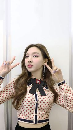 Kpop Girl Groups, Korean Girl Groups, Kpop Girls, Twice Jyp, Jimin Fanart, Nayeon Twice, Im Nayeon, Dahyun, Cute Beauty