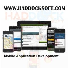 Get highly innovative #mobile #app #developed for your #business within your budget. click the link for more information: http://www.haddocksoft.com/