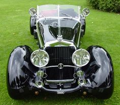Horch 710 - Reinbolt & Christie - My old classic car collection Bugatti, Grand Prix, Swiss Cars, Vintage Cars, Antique Cars, Bmw, Audi, Roadster, Pretty Cars