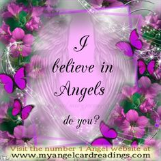 I believe in angels do you?