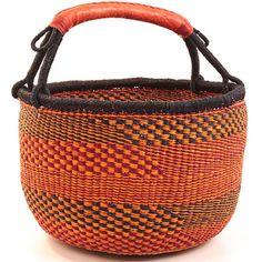 Basket from Ghana
