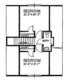 Plan No.655301 House Plans by WestHomePlanners.com