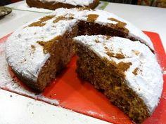 Βασιλόπιτα πολυτελείας (Vasilopita) - Cake Christmas - Live Kitchen - YouTube