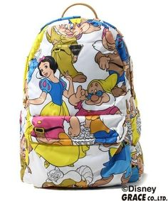 JOYRICH : Back Pack(Snow White )