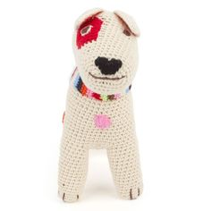Anne-Claire Petit Crochet Terrier at alexandalexa.com